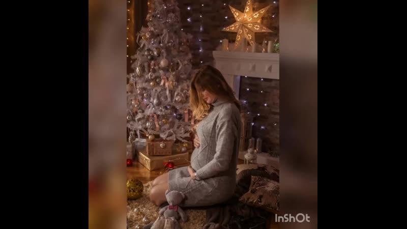 анонс новогодней фотосессии