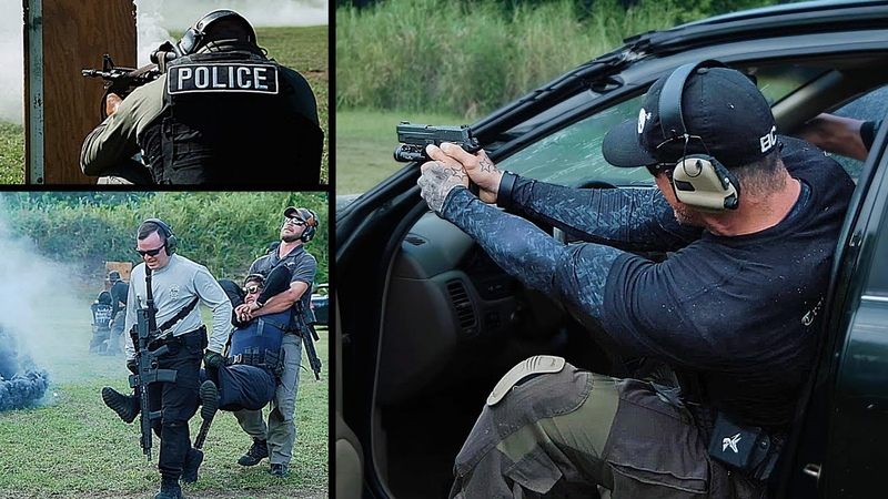 Police Training on ANOTHER LEVEL RealWorld Tactical