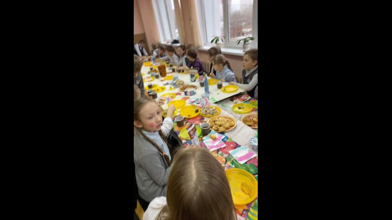 Live Волонтерский отряд Время выбрало нас школа 176
