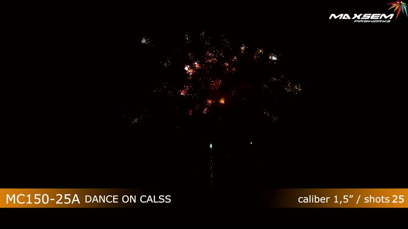 MC150 25A DANCE ON CALSS