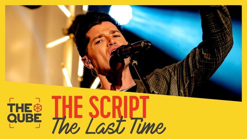The Script - The Last Time (live in the Qube)