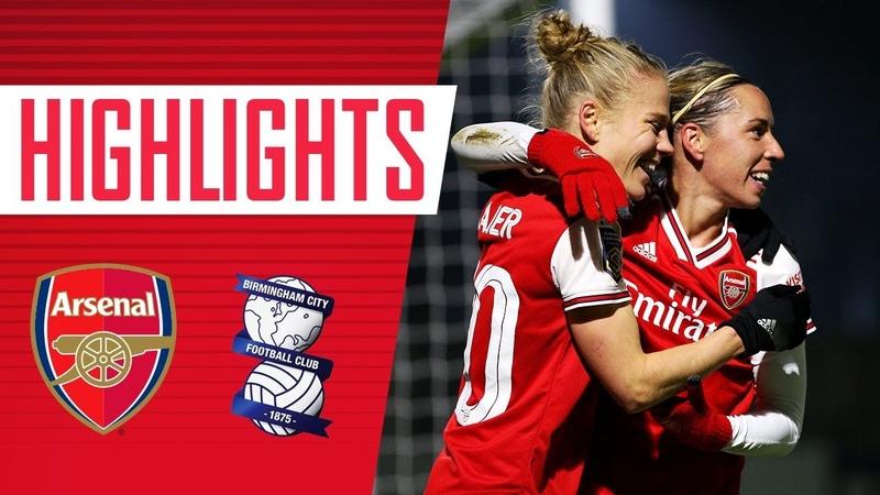 JORDAN NOBBS WITH A WORLDIE Arsenal 2 0 Birmingham City Highlights