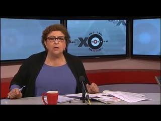 Евгения Альбац: эти скоты позволили выйти людям в форме НКВД! Это подло и отвратительно! ()