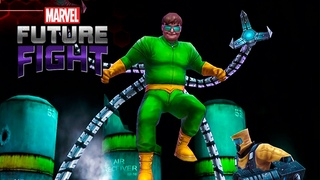 Hodgepodgedude играет Marvel Future Fight #7