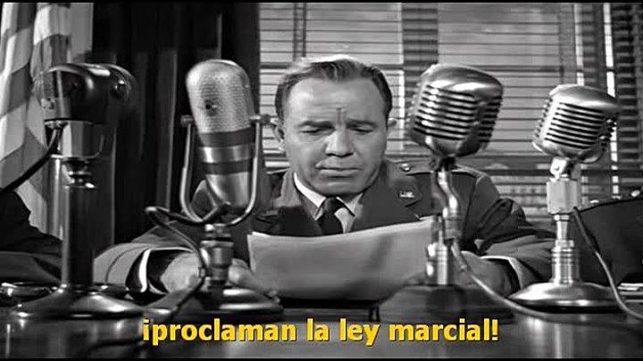 La humanidad en peligro (Them!) 1954, Gordon Douglas vose