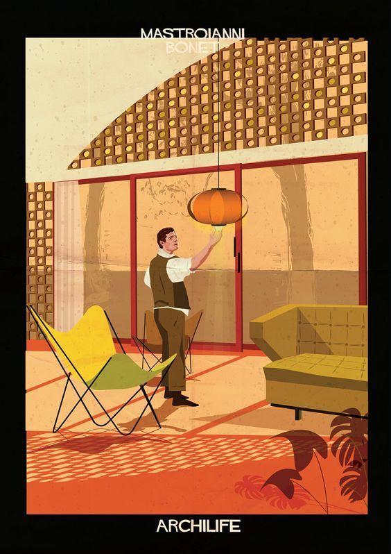 Archlife от Federico Babina