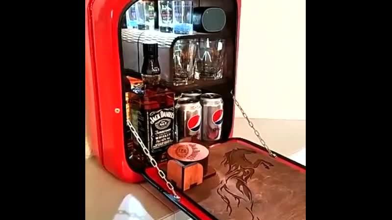 Канистра-бар 20 литров Люкс