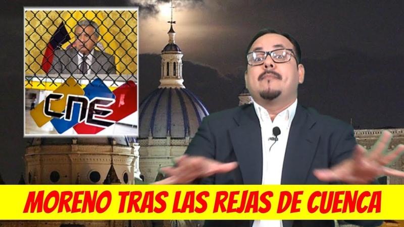 Lenín mando a enrejar Cuenca mientras siguen los despidos