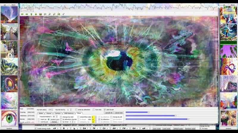 MindDrawPlay brainwaves dreamflow