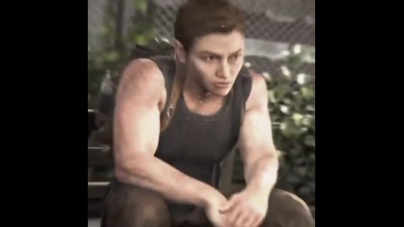The last of us abby anderson edit