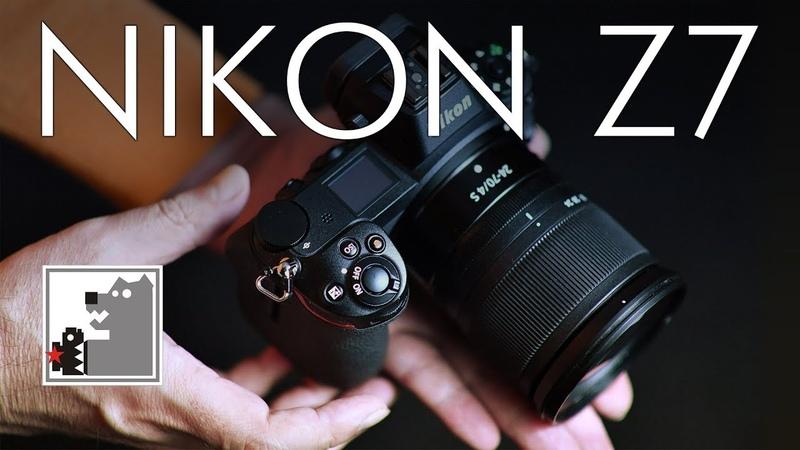 Nikon Z7 Восходящая звезда