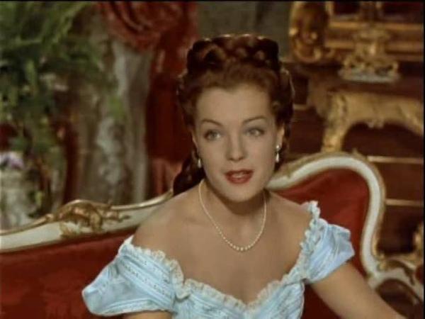 Сисси - молодая императрица 1956-Sissi - Die junge Kaiserin-Роми Шнайдер\Romy Schneider