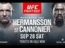 Разбор турнира UFC on ESPN 18: Hermansson vs. Cannonier часть 1