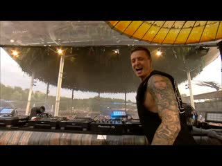 "Blasterjaxx - tomorrowland 2019 (garden of madness ""v sessions vs freak show"" stage 26.07.2019)"