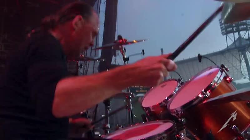 Metallica Metal Militia Live in Munich Germany May 31 2015