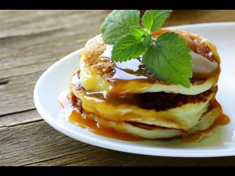 Блинчики на завтрак от Джейми Оливера