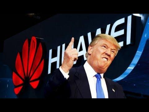 EEUU rompe tregua y vuelve a vetar a Huawei China contraataca e impide red 5G en EEUU
