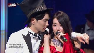 TVPPTiffany(SNSD) - Bang Bang (with Key), () - Bang Bang (with ) @ 2013 KMF Live