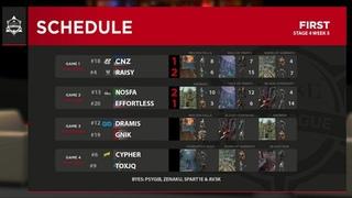 Quake Pro League - Stage 4 - Week 5 - quake on Twitch