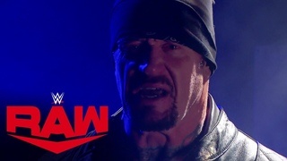 #My1 The Undertaker says AJ Styles disrespect will cost him: Raw, March 30, 2020