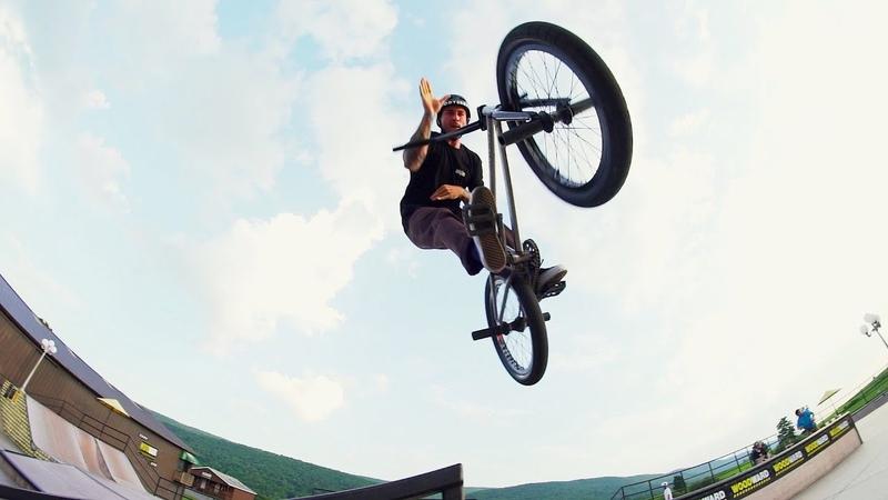 ODYSSEY SUNDAY AT WOODWARD Ft Dugan Raiford Spriet Young Seeley Siemon BMX