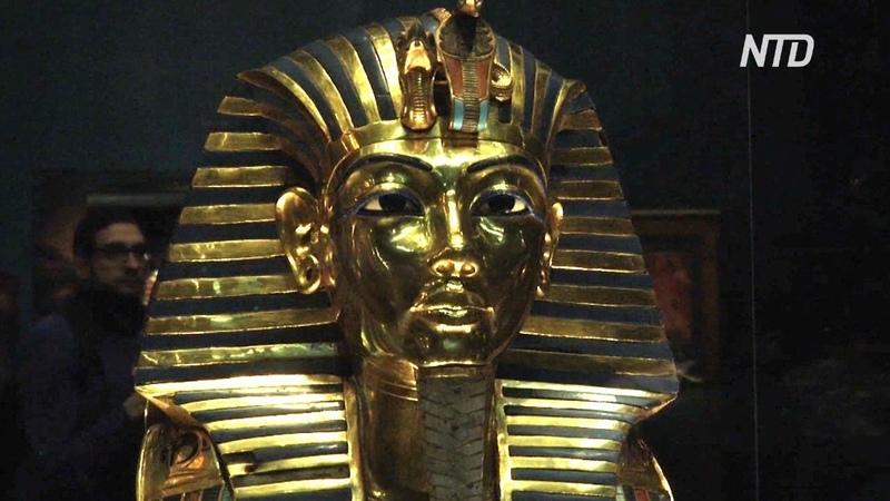 В Египте выставят все сокровища Тутанхамона