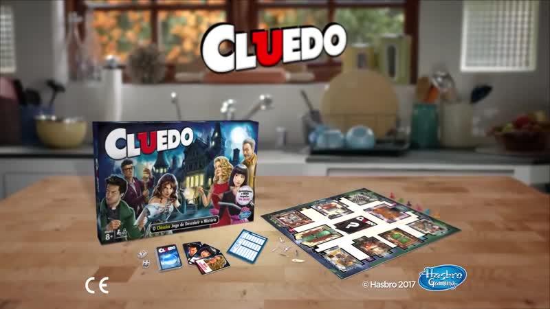 Hasbro_ Cluedo