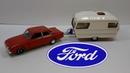 Дом на Колесах Ford Corsair Cararama
