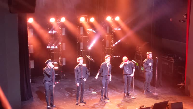 FANCAM | 081219 | A.C.E - 5tar @ UC: AREA US in New Jersey Concert
