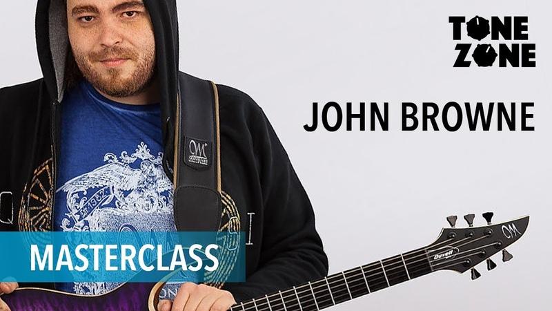 John Browne Monuments Songwriting Masterclass @ Guitar Summit