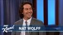 Nat Wolff Sobbed When He Met Paul McCartney