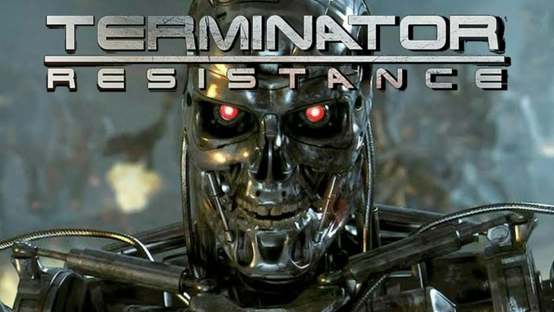 Terminator: Resistence Gameplay (PS4, Xbox One Steam)