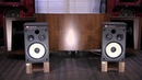 JBL 4312E 3Way Control Monitor Speakers in KenrickSound Showroom