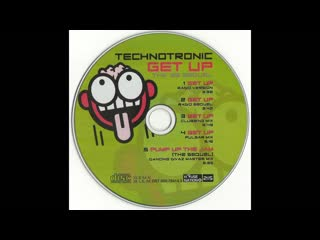 Technotronic - Get Up (The 98 Sequel) (1997 CDM) - 5 Mixes.wav