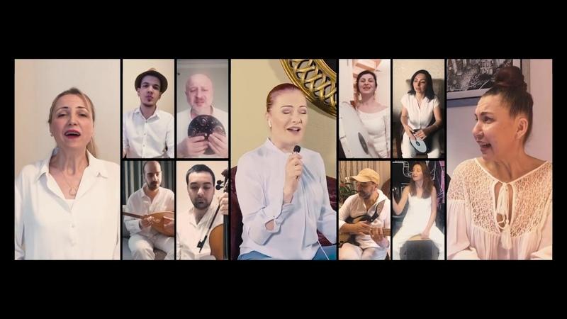 Candan Erçetin Kardeş Türküler Evden Eve Şarkılar