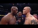 UFC 235 В замедленной съемке
