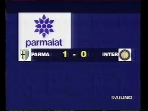 1997-98 (24a - 08-03-1998) Parma-INTER 1-0 [Crespo] Servizio 90°Minuto Rai1