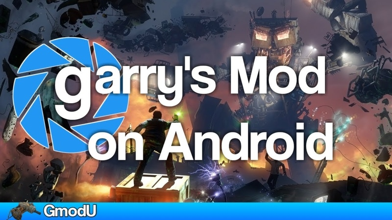 Garry's Mod on Android Unity3D DOWNLOAD LINK IN THE DESCRIPTION