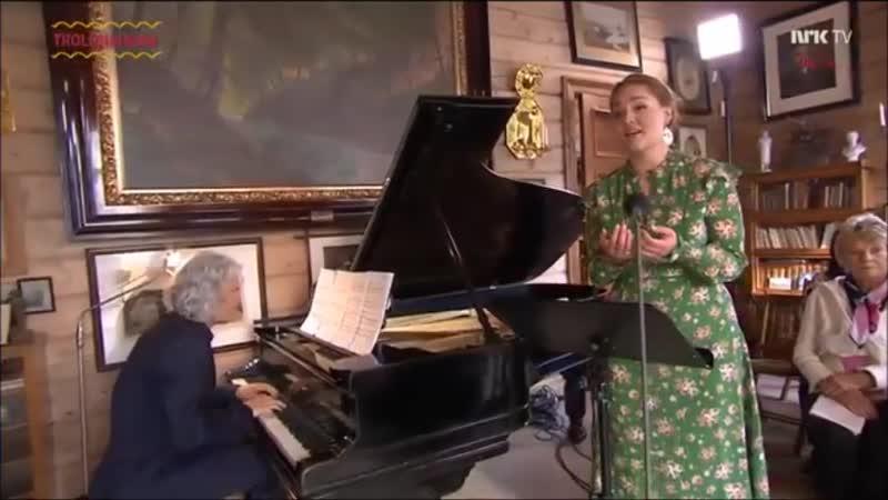 Эдвард Григ Колыбельная