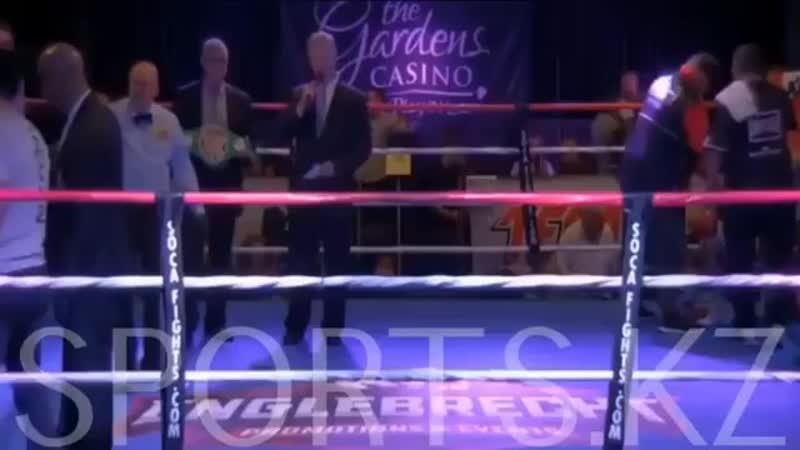 🇰🇿Мадияр бірінші жартылай орта салмақтағы WBC (UNSBC) тұжырымы бойынша бос тұрған АҚШ Чемпионы атанды!Жарайсын МадиярЖеңі