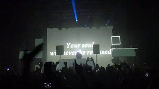 REZZ x Sayer - Your Soul Will Never Be Released @ Salat Party, Kiev ()