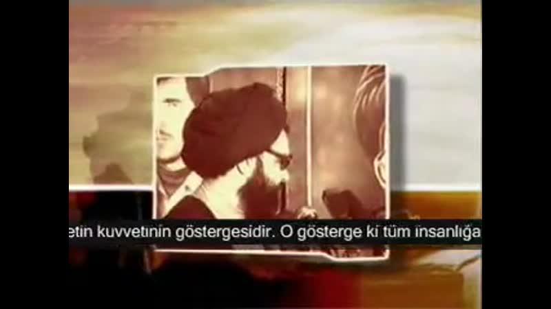 ŞEHİT ABBAS MUSAVİ FİLİSTİN HAKKINDA KONUŞMASI