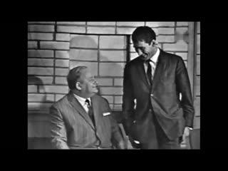 Георгий Тусузов, Георгий Менглет, Спартак Мишулин. Женитьба по Гоголю. Игра под суфлера (1966)