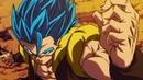 60 FPS- Gogeta VS Broly- Dragon Ball Super Broly