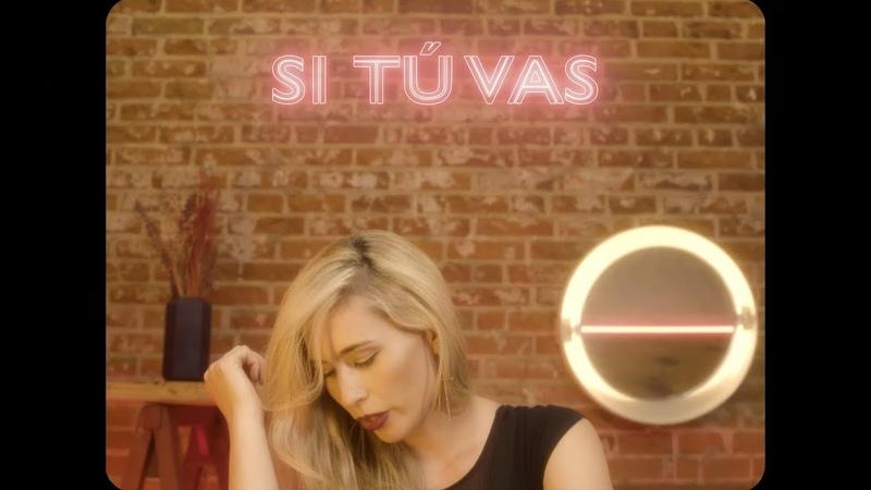 Iza Bastet - Si tú vas (Videoclip Oficial)
