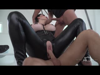 Aletta Ocean - Sexy Whore Fucked By Two Horny Guys [2020 Big Tits, All Sex, Blowjob, СЕКС ПОРНО АНАЛ МИНЕТ ШЛЮХА ДОМАШНЕЕ 18+]