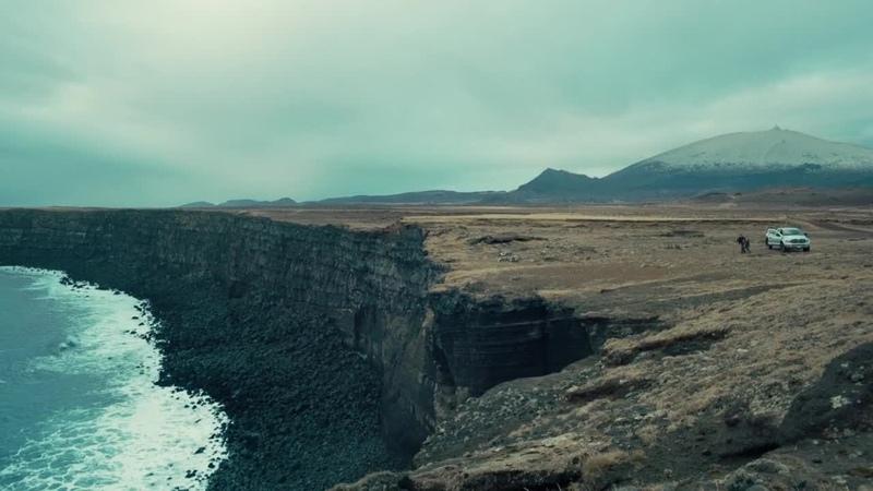 Лавовое поле Hraunið 2014 4 серия