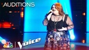 MaKenzie Thomas Impresses with Jessie J's Big White Room The Voice 2018 Blind Auditions