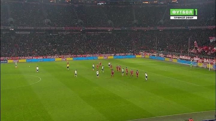Лига Чемпионов 2017 18 1 8 финала 1 й матч Бавария Бешикташ 20.02.2018 full HDTVRip 720p