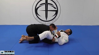 "Pressure Pass Defending & Countering - ""The Hip Twist Stack Pass Defense by Andre Galvao"